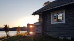 Jormvattnets Fiskecamp -  Lillstugan